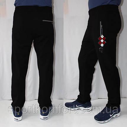 Спортивные мужские трикотажные брюки Томи лайф, фото 2