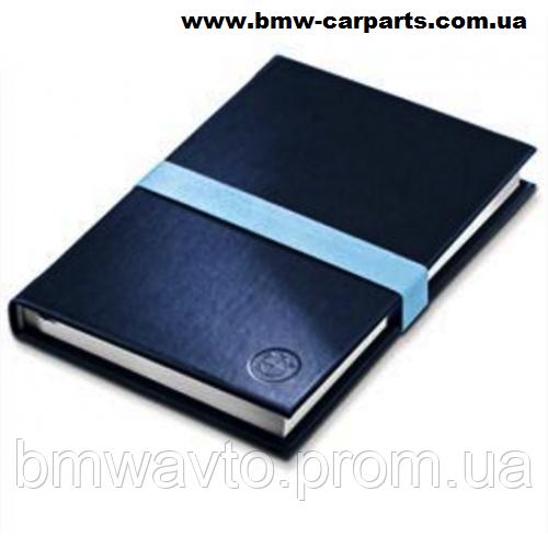 Записная книжка BMW Notebook Dark, фото 2