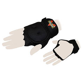 Перчатки-утяжелители VALEO 800г