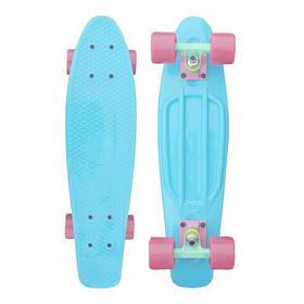 Скейтборд Penny Board ORIGINAL FISH Pastel SK-401-12