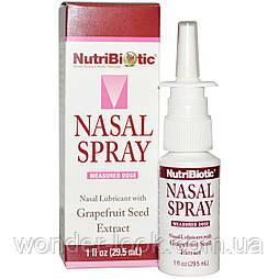 Nasal spray nutribiotic назальний спрей натуральний