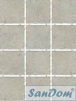 Kerama Marazzi Каламкари серый,  полотно 30х40 из 12 частей 9,9х9,9 1255T