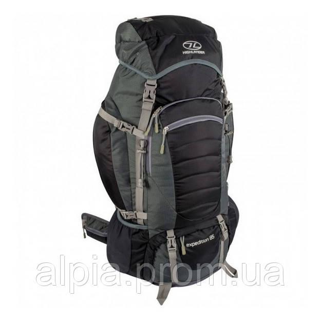 Экспедиционный рюкзак Highlander Expedition 85 Black