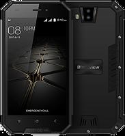 Blackview BV4000 Защищённый смартфон ip67 с двумя камерами!!!Black (черный), фото 1