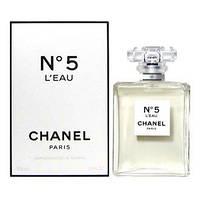 Женская парфюмированная вода Женский парфюм Chanel No 5 L'Eau Chanel 100 мл
