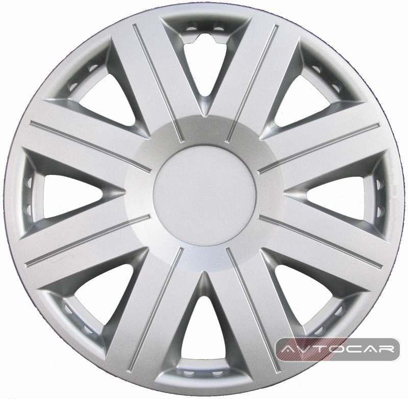Колпаки колесные COSMOS, радиус R16, комплект 4шт, Jestic