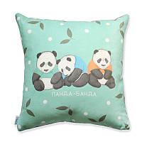 """Подушка """"Панда банда"""""""