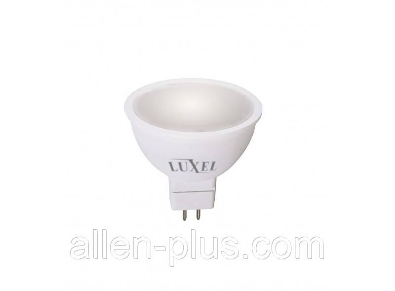 Лампа светодиодная LED LUXEL ECO 010-NE MR-16 4000K GU5.3 / 3.5W