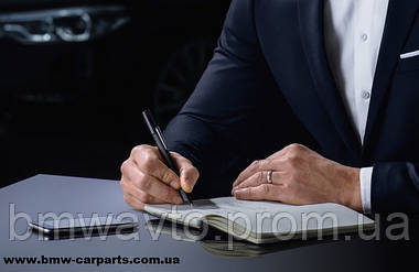 Набор блокнот и цифровая ручка BMW Smart Writing Set by Moleskine 2017, фото 3