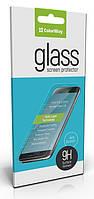 Защитное стекло iPhone 4/4s, ColorWay, 0.33 мм, 2,5D (CW-GSREAI4)