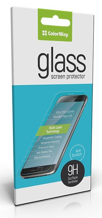 Защитное стекло Doogee X5, ColorWay, 0.33 мм, 2,5D (CW-GSREDX5)