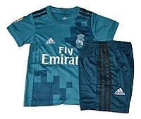 22663ad9e526 Детская футбольная форма Реал Мадрид фиолетовая сезон 16-17 , цена ...