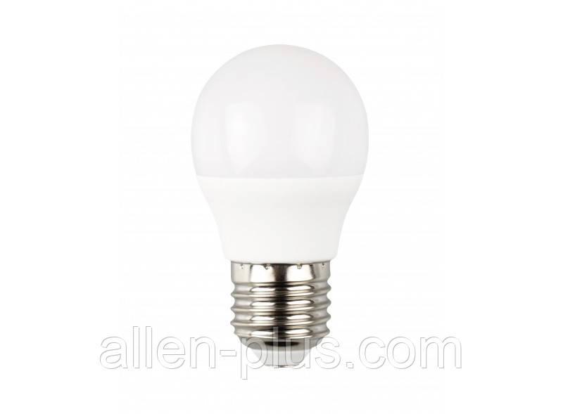 Лампа светодиодная LED LUXEL ECO 053-NE G45 4000K (E27 / 4W)