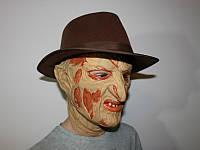 Шляпа Фредди Крюгера коричневая