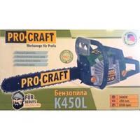Пила бензиновая ProCraft K450L