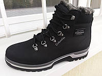 Высокие зимние ботинки Columbia