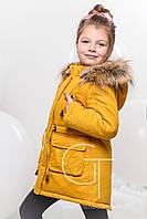 X-Woyz Пальто детское DT-8236-6