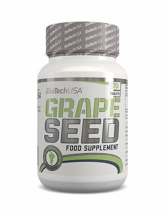 Grape Seed Biotech 70 tabs, фото 2