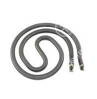 ЭЛНА ТК102 ТЭН для электроплитки (нержавейка широкий) 1 кВт✵ Бесплатная доставка