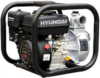 Мотопомпа бензиновая Hyundai HY 100 (Cashback -5%) + канистра 20л