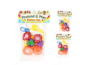 Іграшковий набір Нарізка овочів
