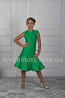 Рейтинговое платье для бальных танцев (бейсик)