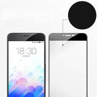 Защитное стекло Full screen Meizu M5c (Black), фото 1