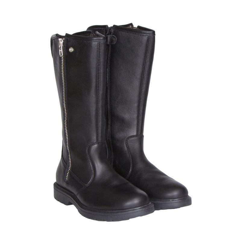 1c151a8df Кожаные сапоги для девочки Naturino - Интернет-магазин