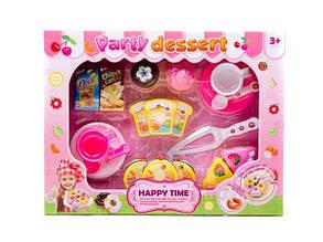 Набор Сладости на липучках Party dessert