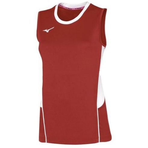 Футболка женская волейбольная Mizuno Women Authentic HIQ NS Shirt (V2EA7201-62), фото 1