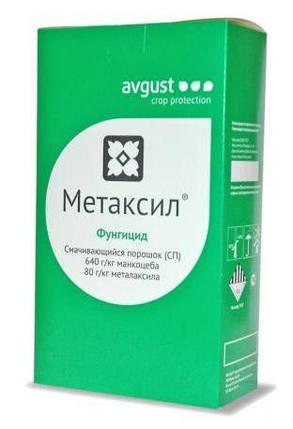 Фунгицид Метаксил 72% з.п. Avgust - 1 кг, фото 2