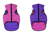 Одежда для собак Airy Vest S 35, куртка, жилет розово-фиолетовый