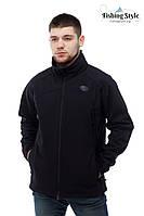 """Куртка мембранная демисезонная Fishing Style Dynamic Offence Jacket """"Чёрная"""""""