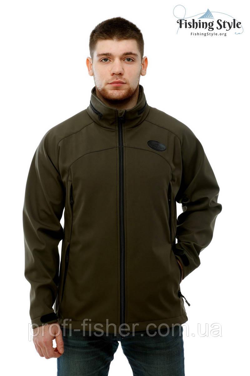 "Куртка мембранная демисезонная Fishing Style Dynamic Offence Jacket ""Хаки"""