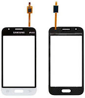 Сенсор (тач скрин) Samsung Galaxy J1 mini J105 white (оригинал)