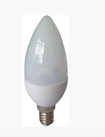 LM232 Лампа Lemanso св-ая 7W C37 E14 520LM 6500K 175-265V