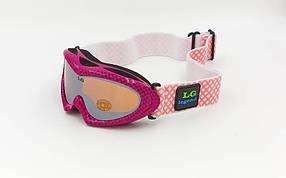 Очки лыжные детские LG7023