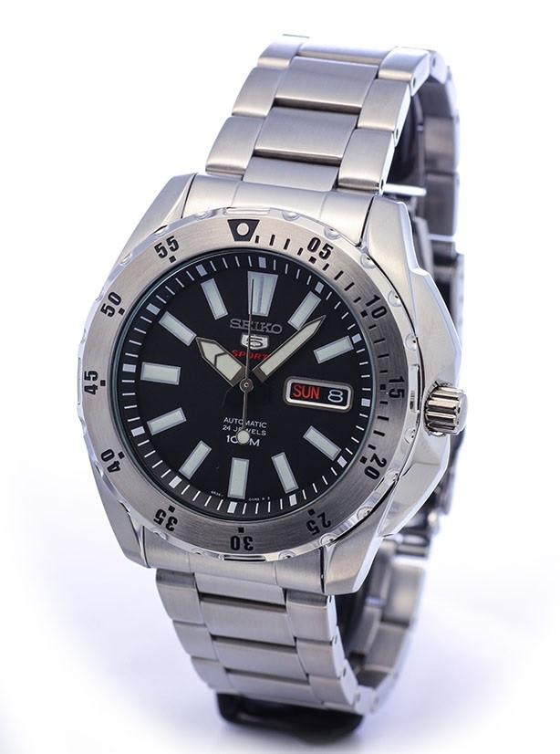 Часы Seiko 5 Sports SRP357K1 Automatic 4R36 B