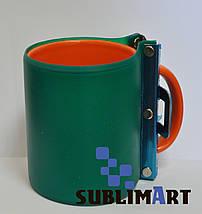 Силиконовая форма для сублимации на чашке 330 ml, фото 3