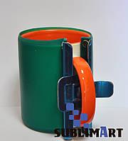 Силиконовая форма для сублимации на чашке 330 ml