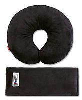 Комплект дорожный для сна Eternal Shield (черный) 4601234567862