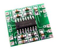 Аудио усилитель модулем 6W