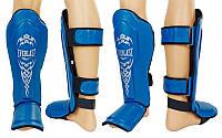 Защита для ног MMA Everlast кожа VL-8101