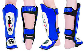 Защита для ног MMA VELO кожа ULI-7021