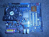 AsRock K8NF4G-SATA2 (Rev. G./A. 1.04) Socket 754 + AMD Sempron 3000+ Box + 512Mb DDR