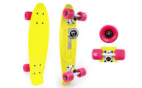 Скейтборд Penny Board ORIGINAL FISH Pastel SK-401-21
