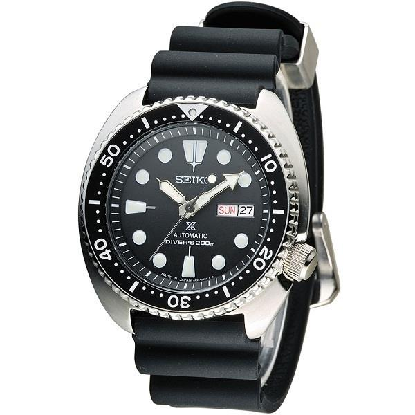 Часы Seiko Prospex SRP777J1 Turtle Automatic Diver's 4R36