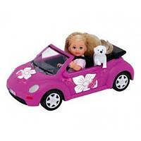 Кукла Evi Minniе Mouse в кабриолете Simba 5747742