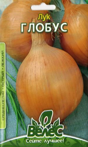 Семена лука Глобус  1,5г ТМ ВЕЛЕС