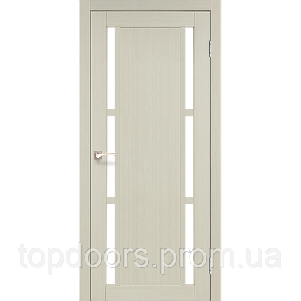 "Двери межкомнатные Корфад ""VL-04 ПО сатин"", фото 2"